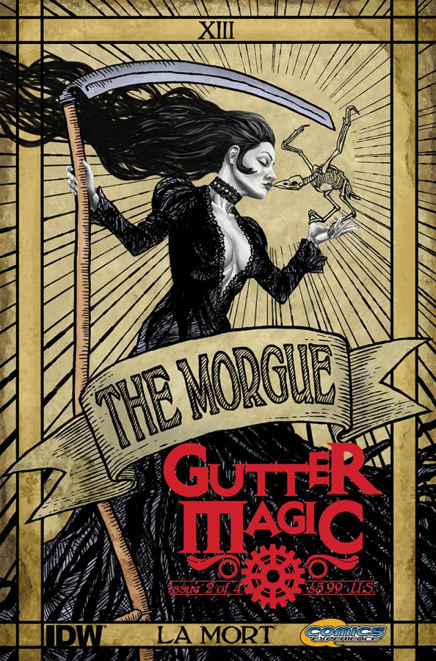 Gutter Magic #2