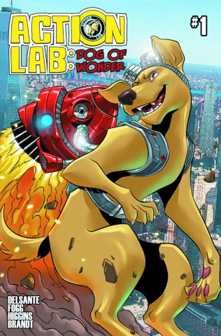 Action Lab: Dog of Wonder #1 (Williams Cover)