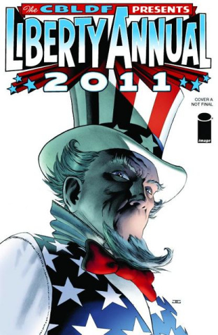 CBLDF Liberty Annual 2011 #4 (Cassaday Cover)