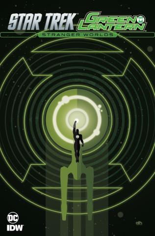 Star Trek / Green Lantern #3