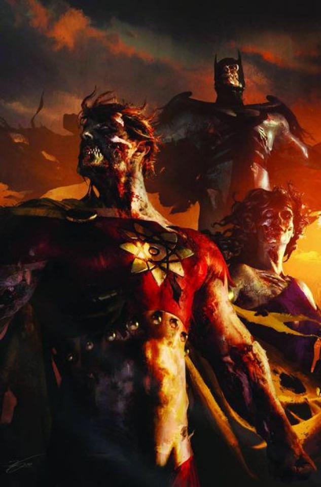 Marvel Zombies: Supreme #1