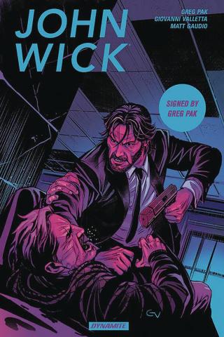 John Wick Vol. 1 (Greg Pak Signed Edition)