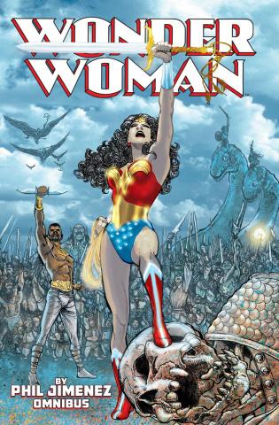 Wonder Woman by Phil Jiminez (Omnibus)