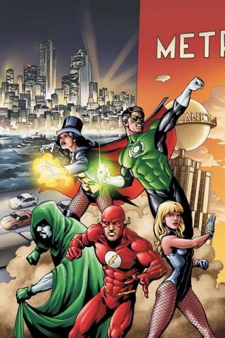 DC Universe: Legacies #10
