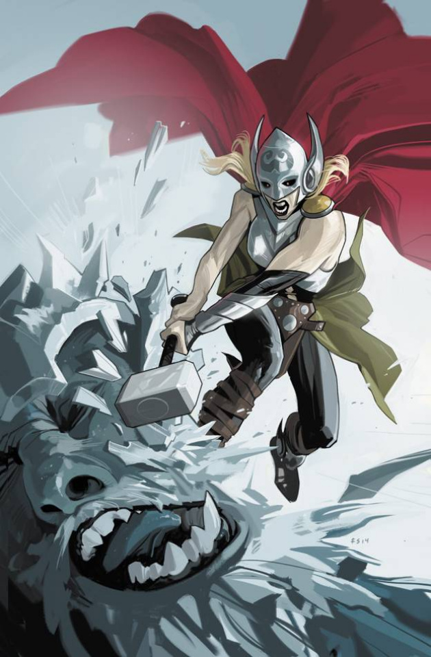 Thor #1 (Staples Cover)