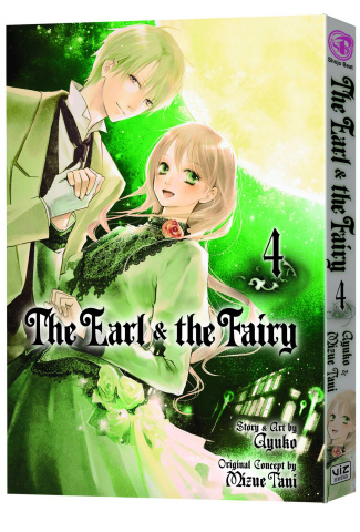The Earl & the Fairy Vol. 4