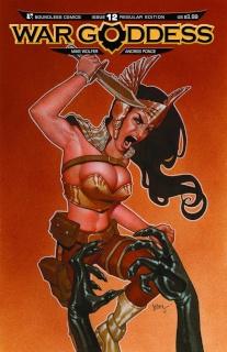 War Goddess #12