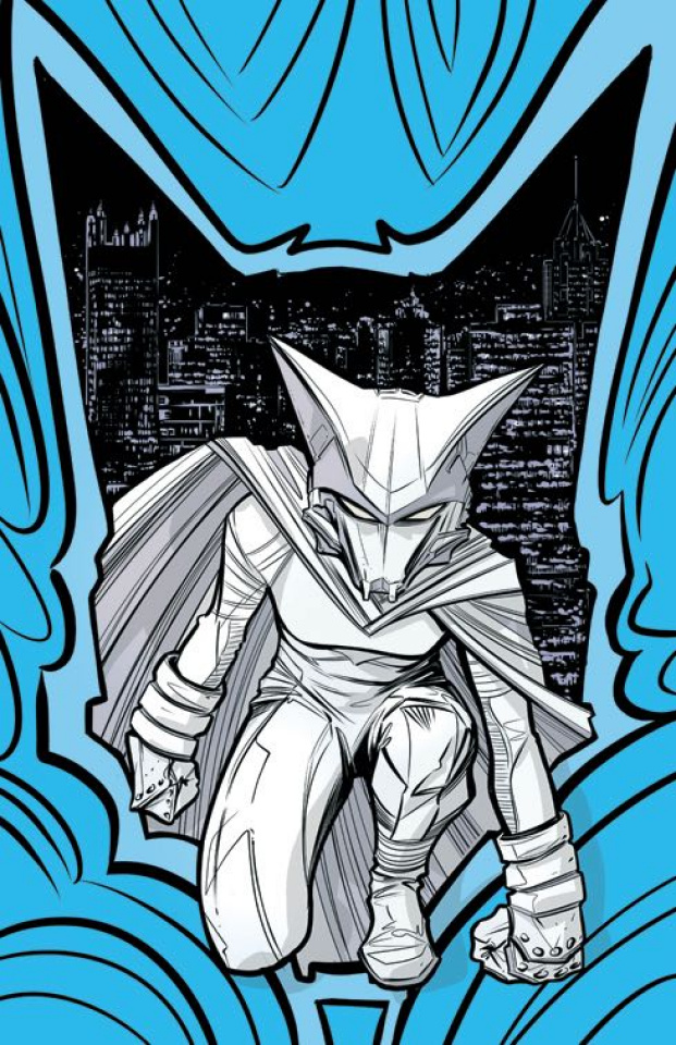 Mother Panic #12 (Variant Cover)