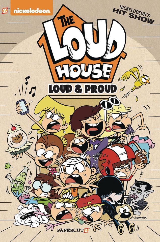 The Loud House Vol. 6: Loud & Proud