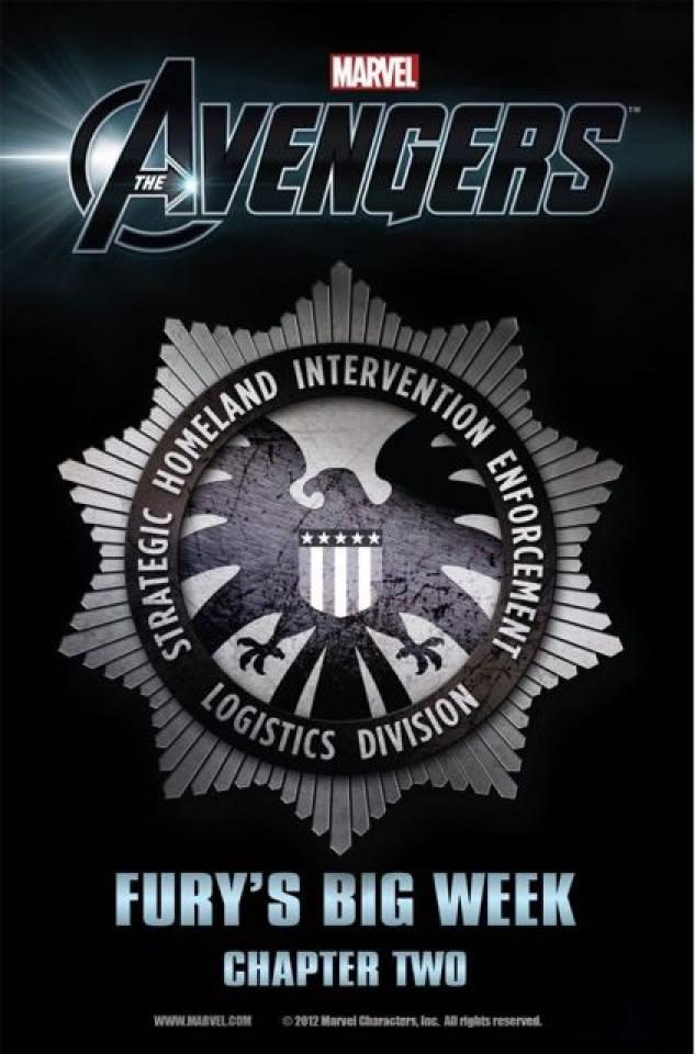 Prelude to Avengers: Fury's Big Week #2
