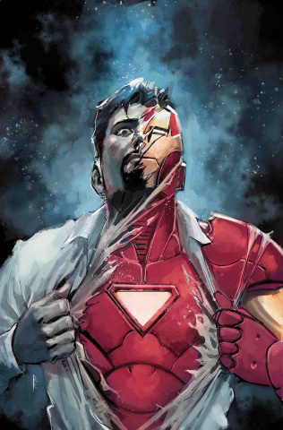 Tony Stark: Iron Man #15