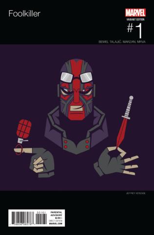 Foolkiller #1 (Veregge Hip Hop Cover)