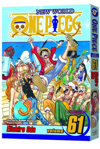 One Piece Vol. 61