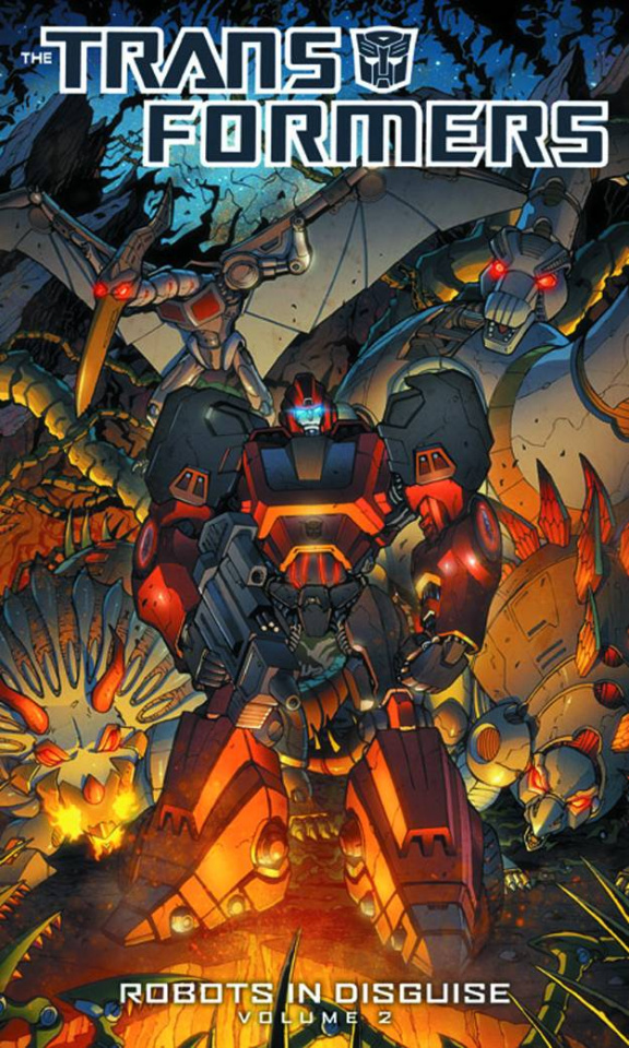 The Transformers: Robots in Disguise Vol. 2