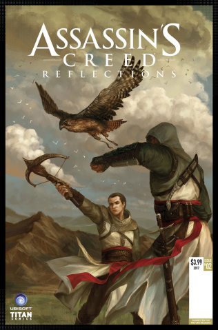 Assassin's Creed: Reflections #2 (Arranz Cover)