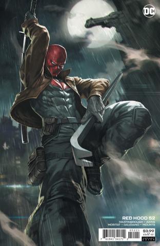 Red Hood #52 (Skan Cover)