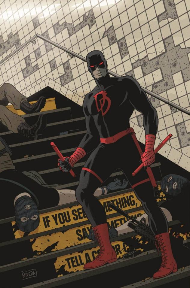Daredevil #3 (Rivera Cover)