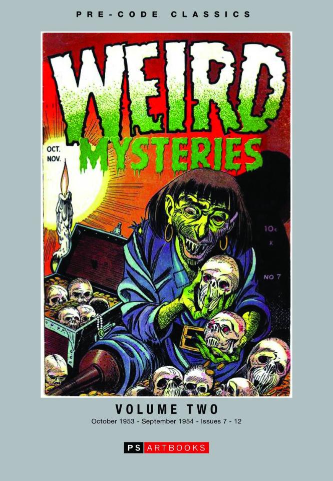 Weird Mysteries Vol. 2