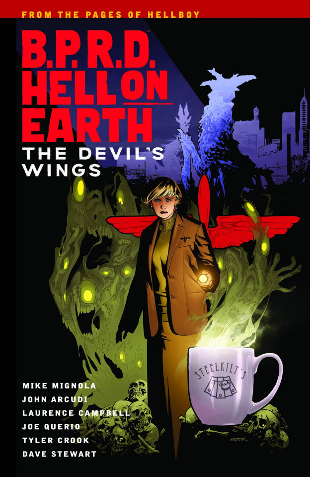 B.P.R.D.: Hell on Earth Vol. 10: The Devil's Wings