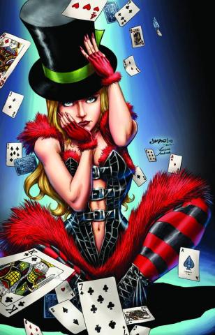 Grimm Fairy Tales: Wonderland #13 (Salgado Cover)