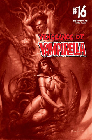 Vengeance of Vampirella #16 (30 Copy Parrilo Tint Cover)