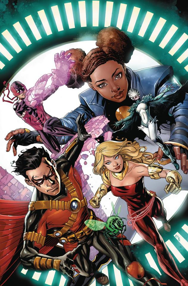 Teen Titans Vol. 4: When Titans Fall