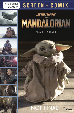 Star Wars: The Mandalorian Vol. 1: Season 1 (Screen Comix)