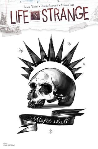 Life is Strange #1 (Chloe T-Shirt Cover)