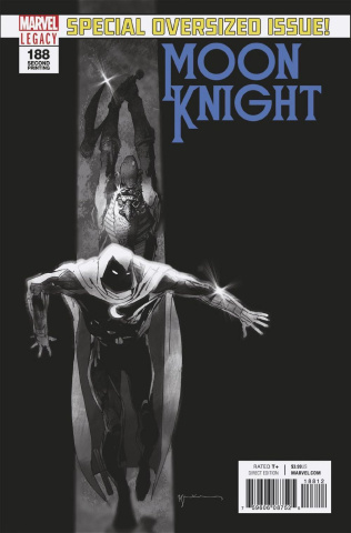 Moon Knight #188 (2nd Printing)