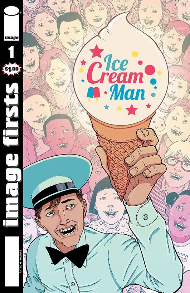 Ice Cream Man #1 (Image Firsts)