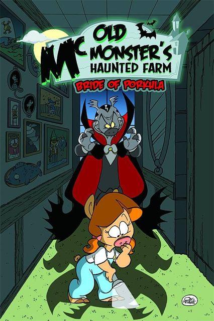 Old McMonster's Haunted Farm: Bride of Porkula