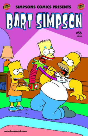 Bart Simpson Comics #58