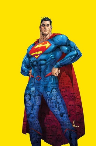 Superman #1 (Variant Cover)