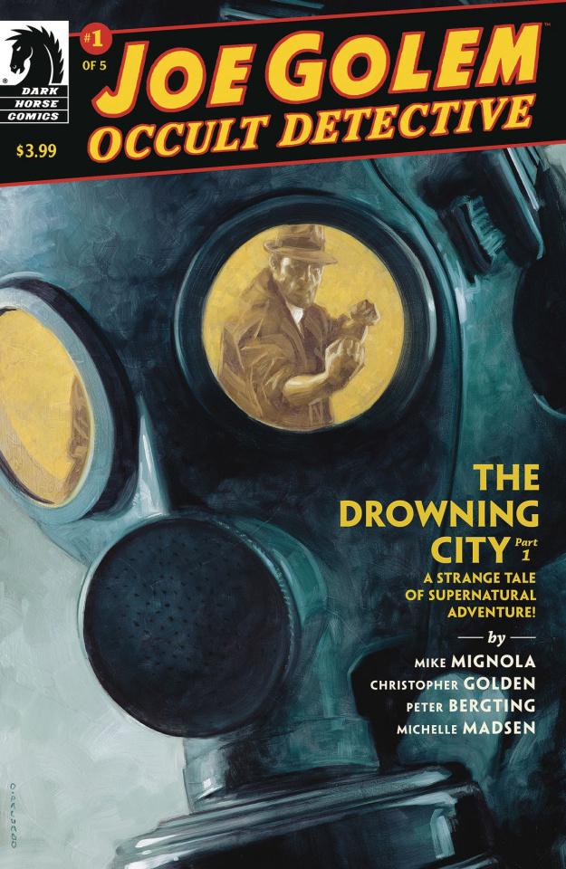 Joe Golem #1: The Drowning City