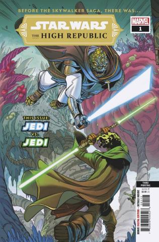 Star Wars: The High Republic #1 (3rd Printing)