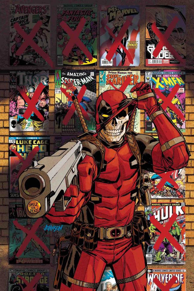 Deadpool Kills the Marvel Universe Again #5