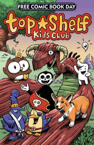 Top Shelf Kids' Club