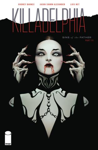Killadelphia #6 (Lee Cover)