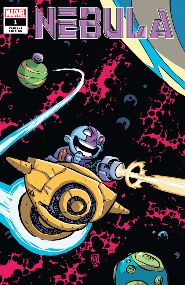Nebula #1 (Young Cover)