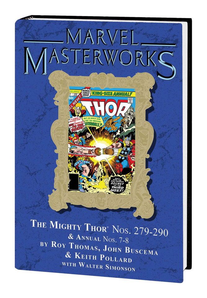 The Mighty Thor Vol. 18 (Marvel Masterworks)