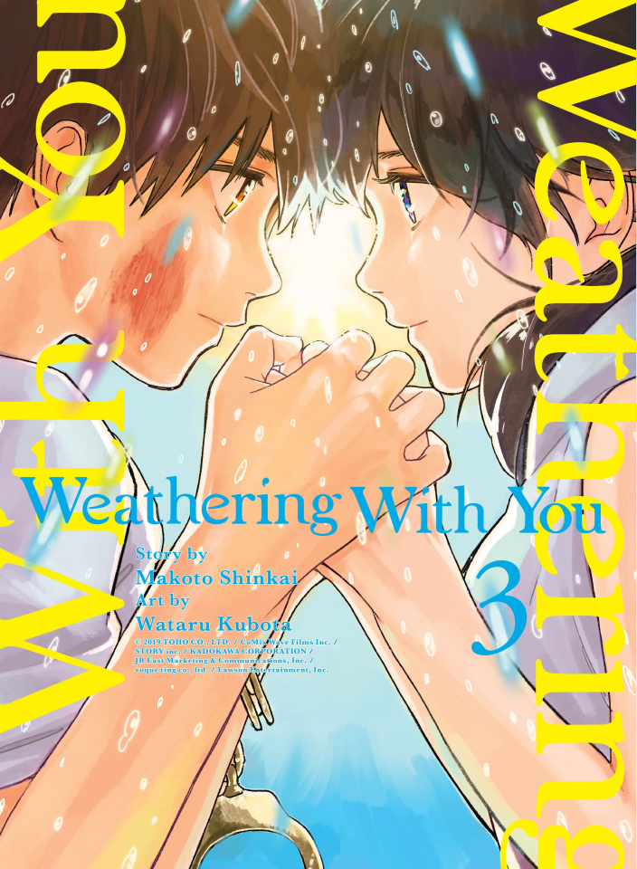Weathering With You Vol. 3