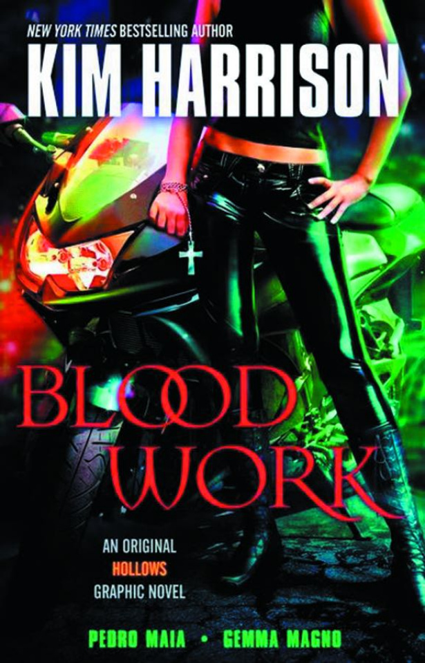 The Hollows Vol. 1: Blood Work