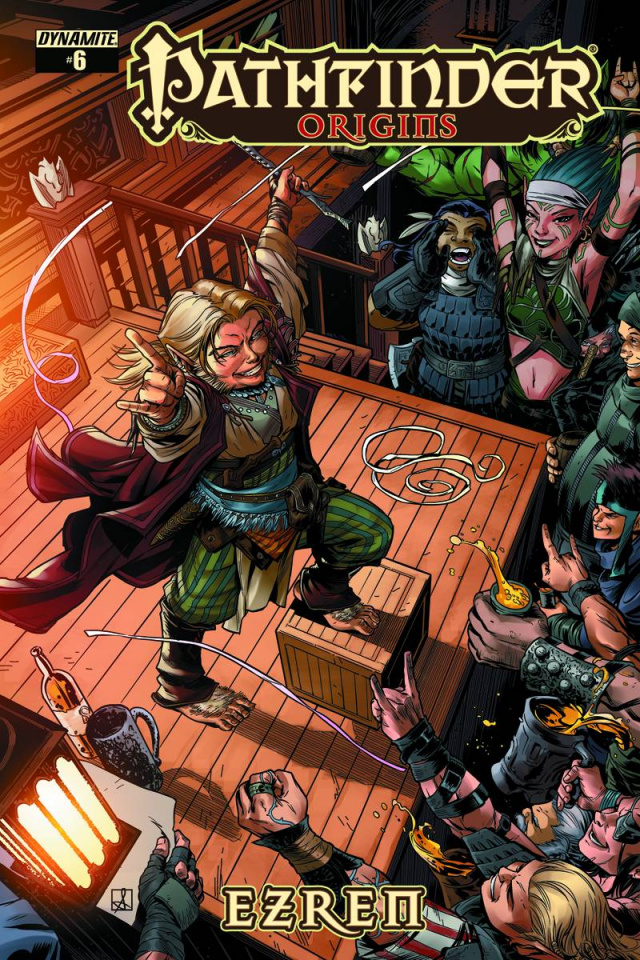 Pathfinder: Origins #6 (Subscription Cover)