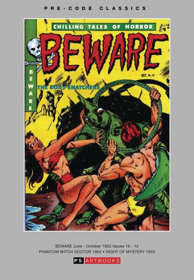 Beware Vol. 1