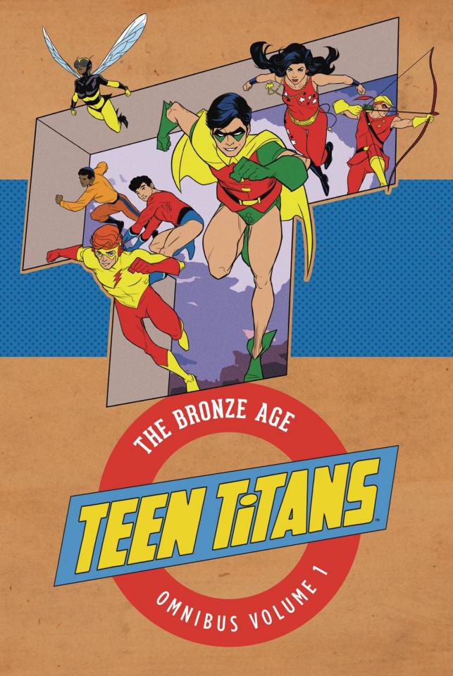 Teen Titans: The Bronze Age (Omnibus)