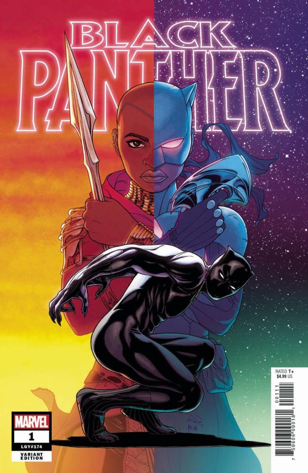 Black Panther #2 (Dauterman Cover)