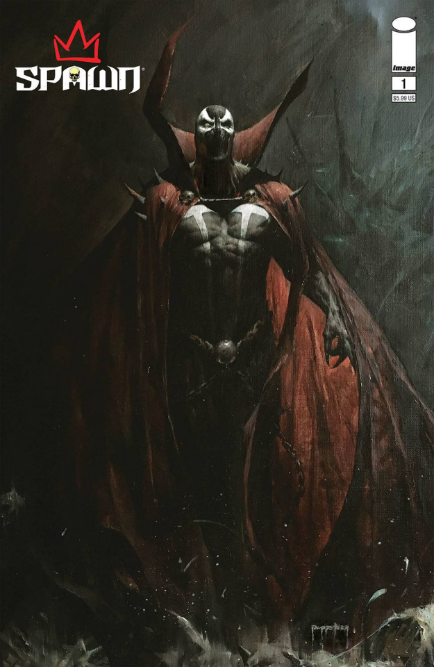 King Spawn #1 (Lee Cover)