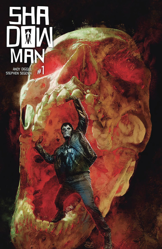 Shadowman #1 (Guedes Cover)