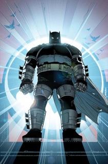 Dark Knight III: The Master Race #2 (Janson Cover)