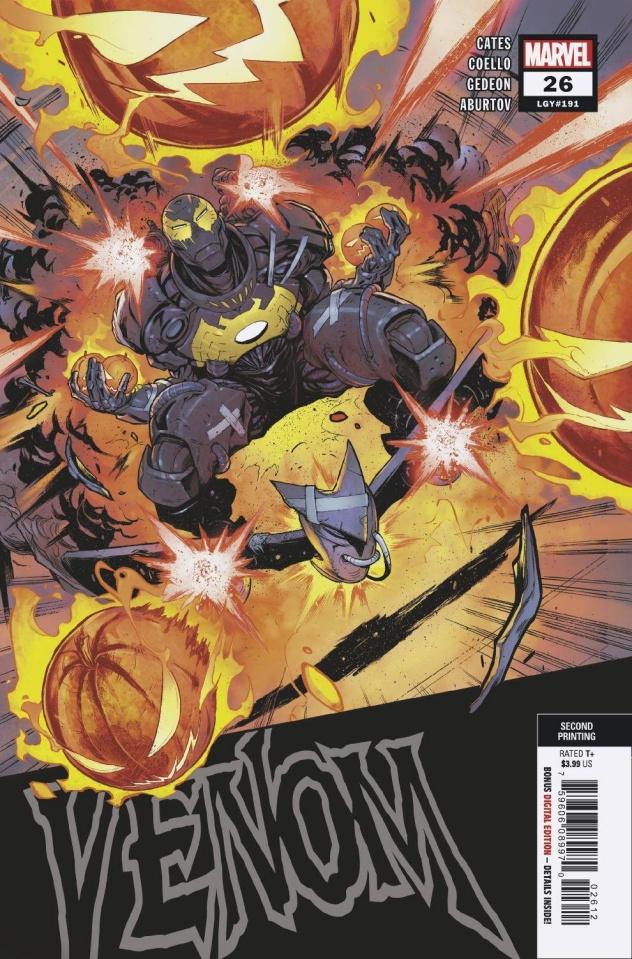 Venom #26 (Coello 2nd Printing)